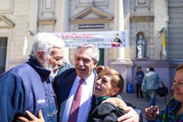 Alberto Fernández anunció aumentos para jubilados, empleados públicos y salarios bajos-