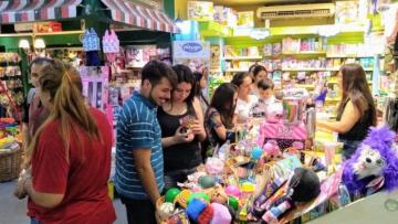 """Hoy es """"La Noche de las Jugueterías"""": que locales adhieren en Corrientes"""