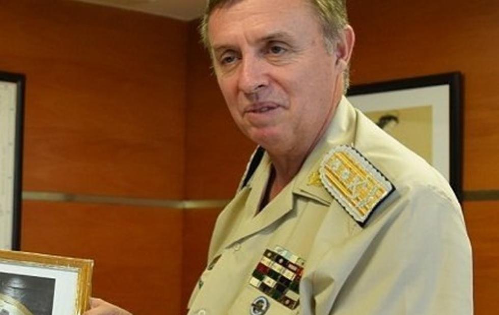 Un correntino es el nuevo jefe de la Prefectura Naval Argentina
