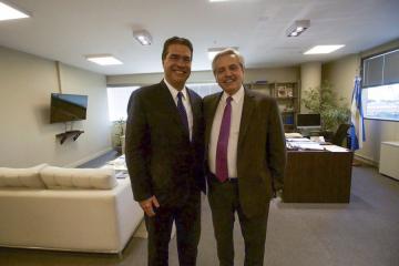 Llega al Chaco Alberto Fernández, en su primera visita oficial como presidente