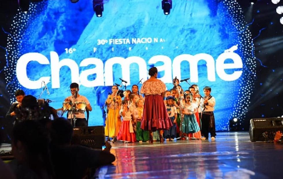 AHORA: Suspendieron la quinta noche de la Fiesta Nacional del Chamamé