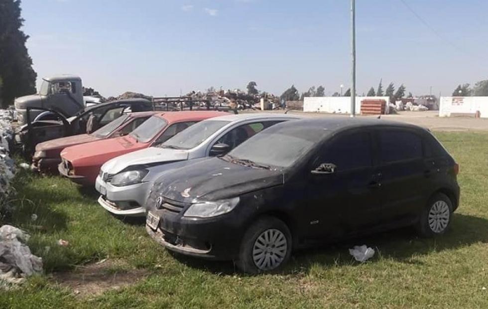 Otro policía correntino detenido por el robo de autopartes