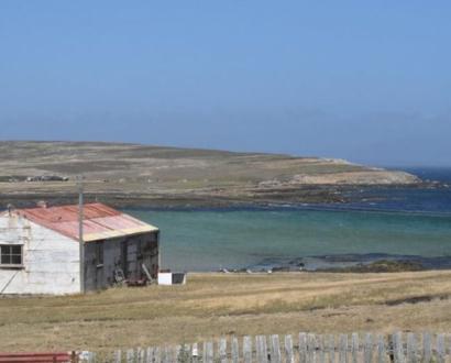 Ponen en venta una isla de Malvinas porque a su dueño le queda lejos para gestionarla