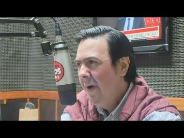 Carlos Bramante Nos Visita En La Dos
