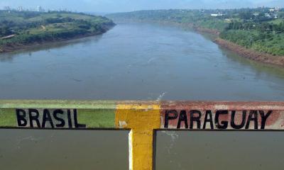 Paraguay reabre el principal paso fronterizo con Brasil en Ciudad del Este